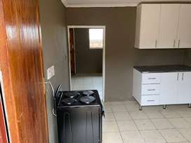 4-roomed house to rent in Soweto