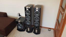 Kolumny stereo Focal Chorus 826V kolor Ebony JAK NOWE (Nie 816V 836V )