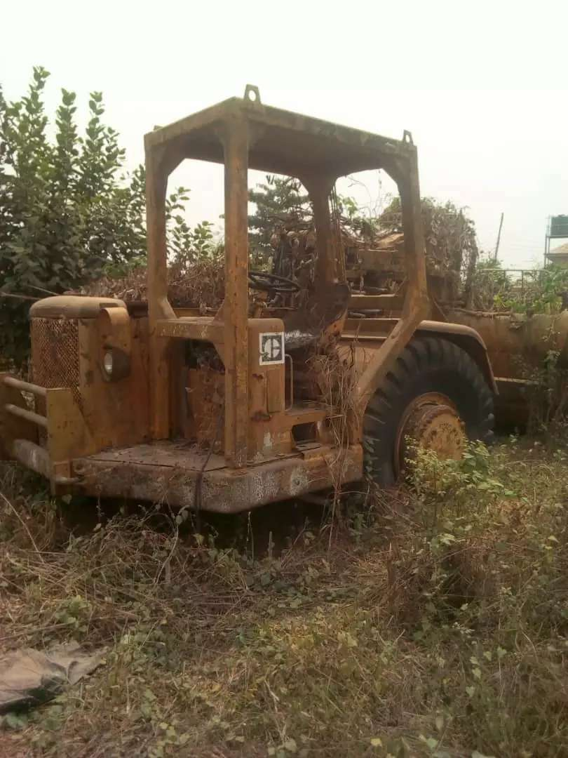 Scrap Caterpillar for sale 0