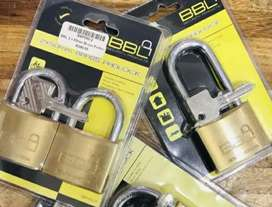 Need a lock? We've got them all!