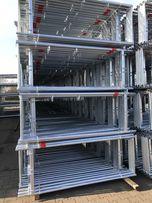 PROMOCJA Rusztowanie PLETTAC 192 m2 rusztowania fasadowe
