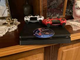PS4 2 controllers + FIFA 21