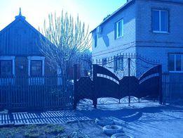2 дома в одном дворе