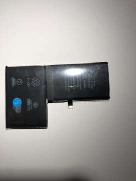 Iphone x battery