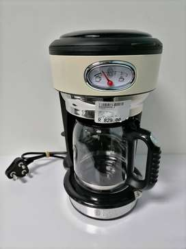 Russell Hobbs Retro Coffee Machine for sale at Cash Converters George