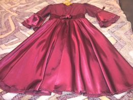 Нарядное платье на любое торжество р.134 6-8 лет