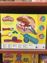 Play doh dentysta ciastolina