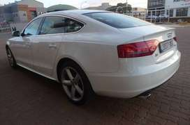 AUDI A5 5 DOORS 2.0 DSG TURBO