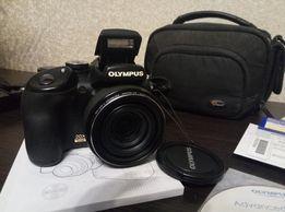 Фотоаппарат Olympus SP-570UZ (УльтраЗУМ) Идеальное состояние