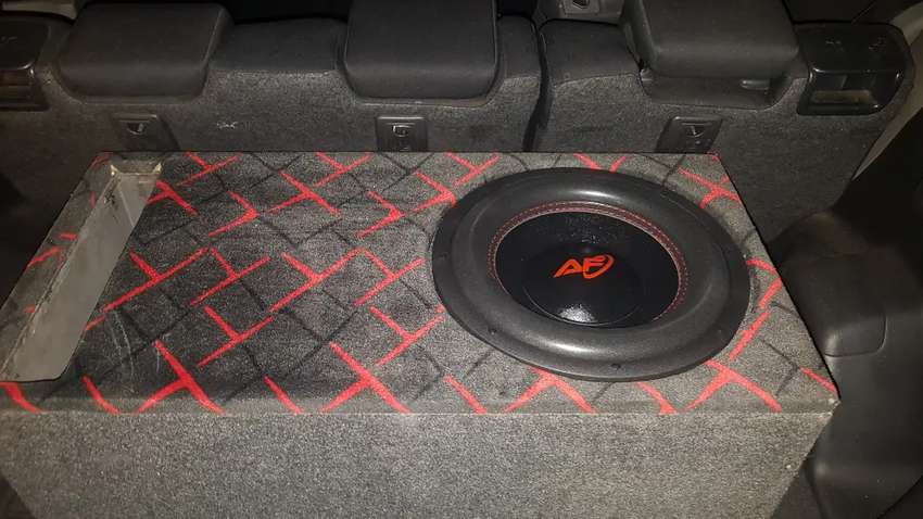 Audiofusion car sound