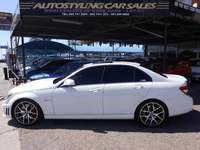 Image of Autostyling Car Sales-EL-08 Merc C63 AMG Performance Pack,375kW,Immac
