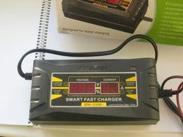 Зарядное устройство для батарей Suoer SON-1210D 10A 12В!