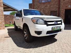Ford Ranger 2.5Td 2010 Double cab