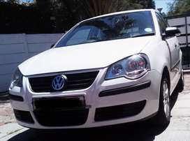 One owner 2007 Volkswagen polo .1.4
