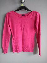 Sweterek damski różowy