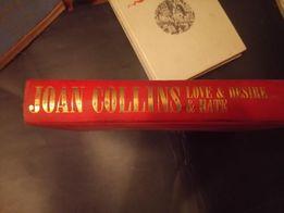 Книга на Английском языке Joan Collins