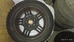 Диски с резиной Porsche Cayenne