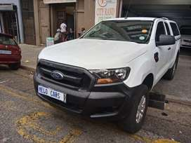 Ford ranger 2.2 extra cab model 2016 mileage 89000