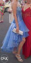 Продам красивое,оригинальное выпускное платье