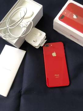 Apple iPhone 8 plus (PRODUCT)RED 64GB