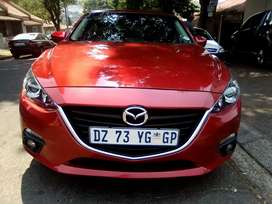 Mazda 3 dynamic 2016 year  models