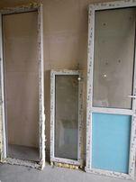 Дверь металлопластиковая 2350*720 мм