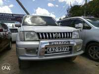 Very Well Maintained Toyota Prado 95 for Sale 0