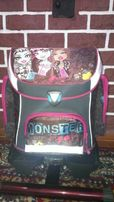 школьный рюкзак Monster High