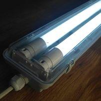 Пыле-влагозащищенные светильники с LED лампами