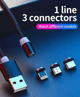 Samsung 3 in 1 Magnetic USB Charger
