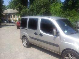 Fiat Doblo 1.4 газ/бенз 7 мест Оригинальный пассажир