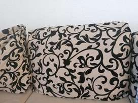 L shaped 3 seater