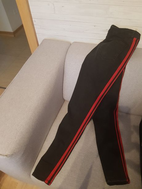 Spodnie z lampasem Uciechów - image 1