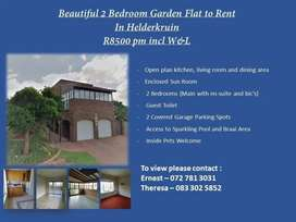 Wilro gate flat to rent