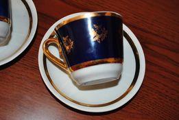 кофейные пары, чашка с блюдцем Городница