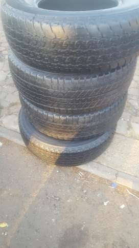 Tyres and mag rimsgood