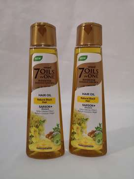 Emami 7oils in One with Sarson.