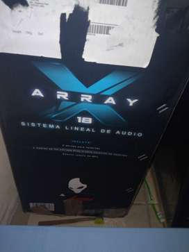 Lineal array Sound for sale