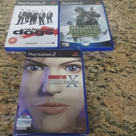 Ps2 games for  Sale,