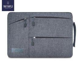 Чехол для ноутбука WIWU (MacBook Pro/Air) (12/13.3/15) портфель/сумка