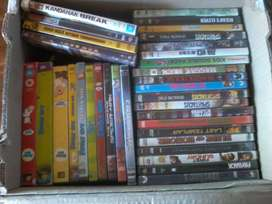 24 Mixed Dvds & 7 family guy series season collection