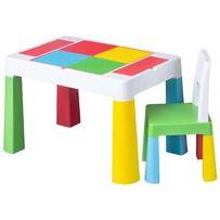 Комплект детской мебели Tega Multifun стол и стульчик