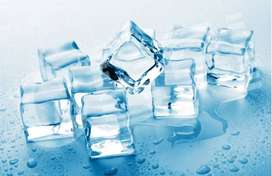 ice cubes 2kg's and 3Kg's