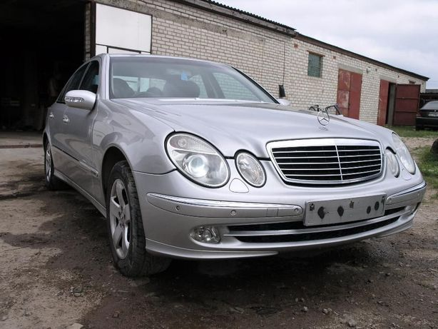Запчасти Mercedes E-class w211 w203 w163 w220 w221 w164 АвтоРозборка Луцк - изображение 2