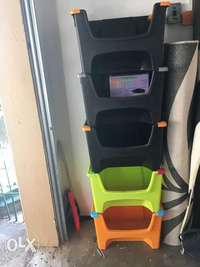 Image of Toy or storage boxes