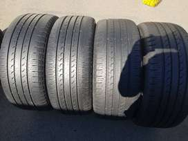 265 50 R20 GoodYear Efficient SUV Tyres