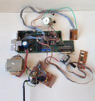 Детали от принтера amstrad dmp 4000