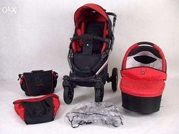 Wielofunkcyjny wózek Tutek Grander 2w1