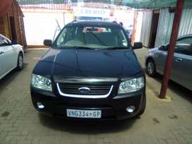 2007 Ford Territory TX for sale
