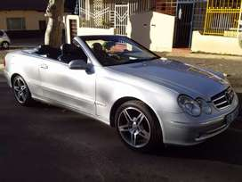 2006 Mercedes Benz CLK 500 Automatic leather seat